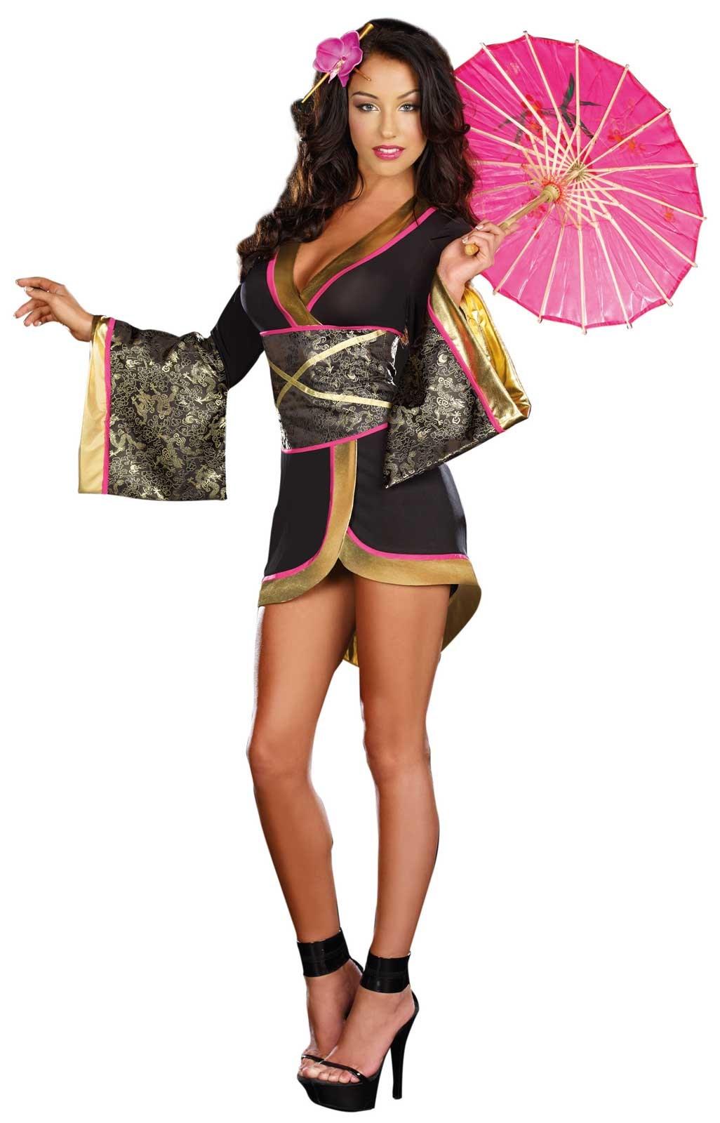 Image of Asian Persuasion Adult Costume