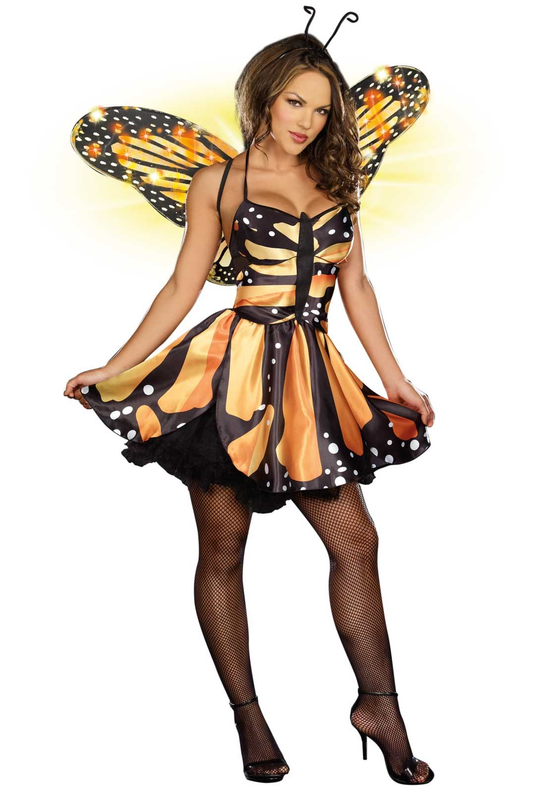Monarch Fairy Adult Costume