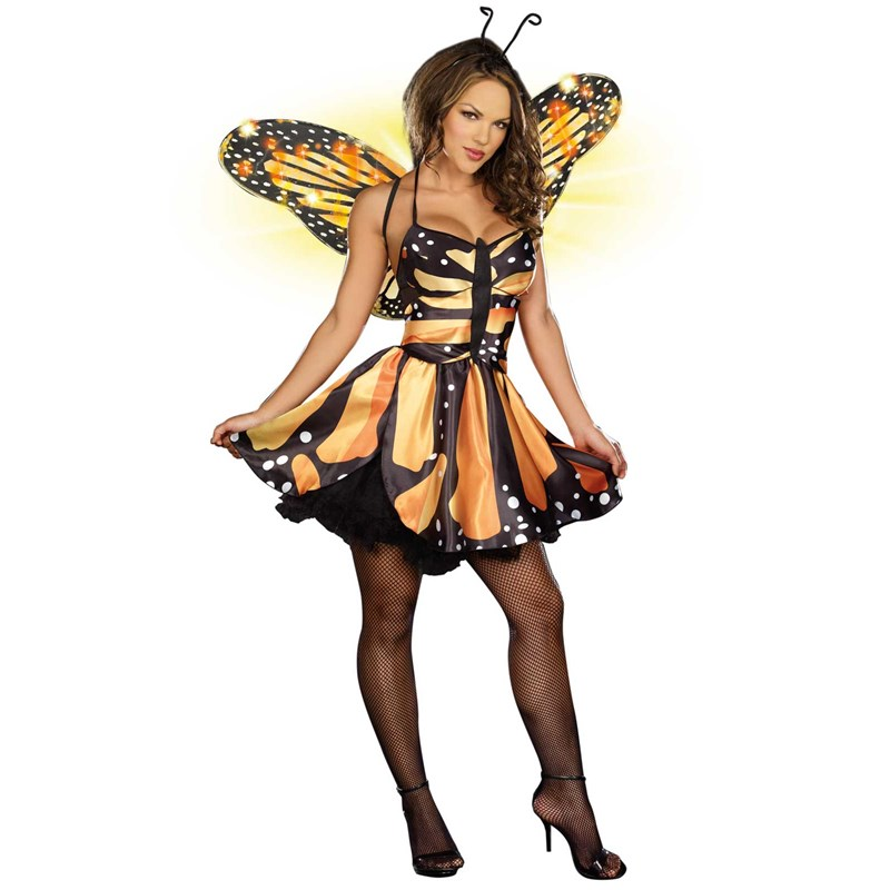 Monarch Fairy Adult Costume for the 2015 Costume season.