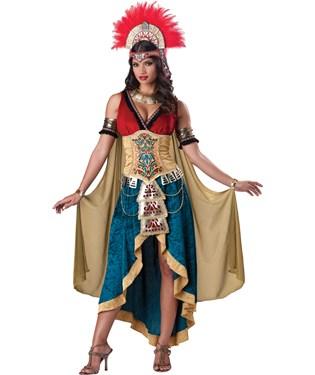 Mayan Queen Adult Costume