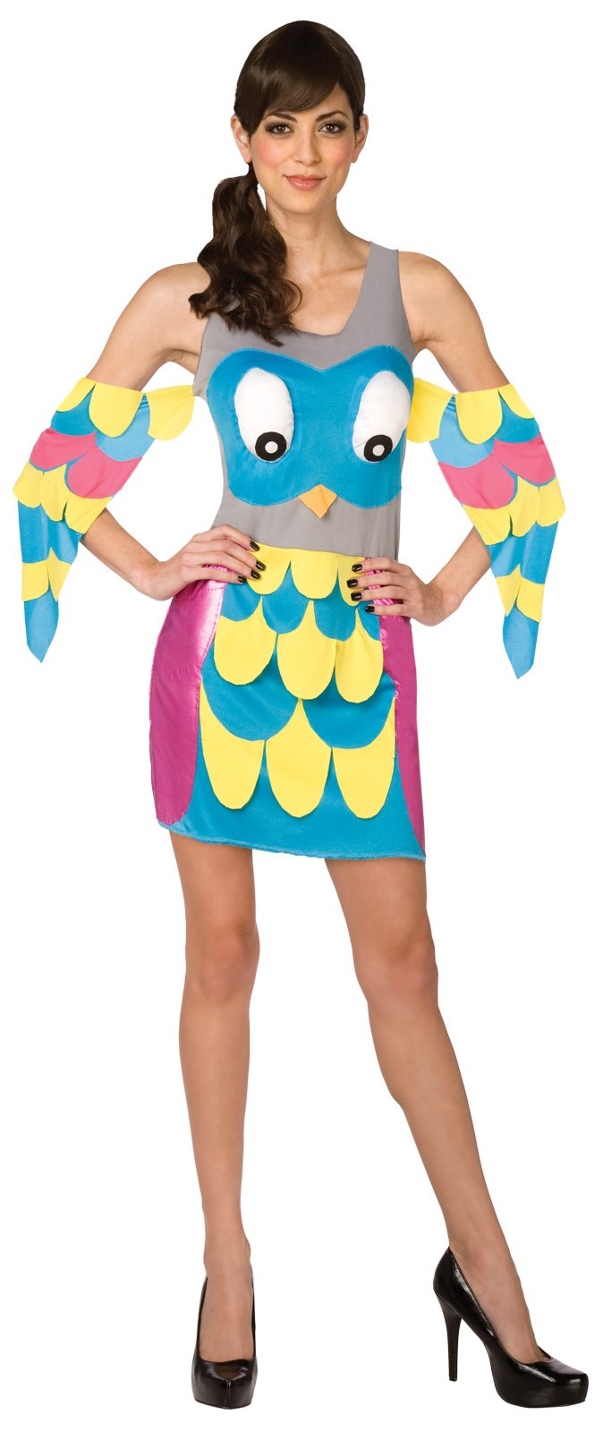 What a Hoot! Owl Adult Costume