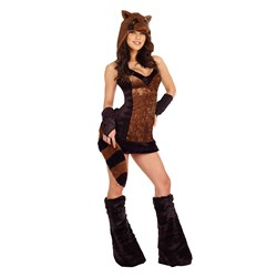 Life On the Hedge Raccoon Adult Costume
