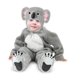 Lil' Koala Bear Infant / Toddler Costume