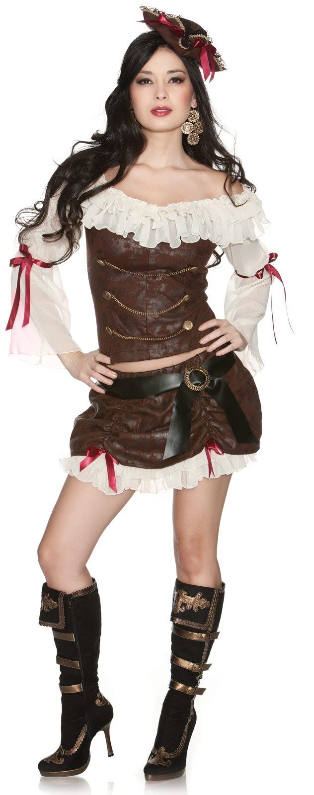 Image of Ahoy  Baby Adult Costume
