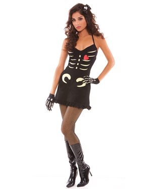 Dying to Please You Adult Costume