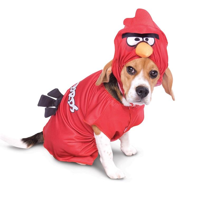 Rovio Angry Birds Red Bird Pet Costume for the 2015 Costume season.