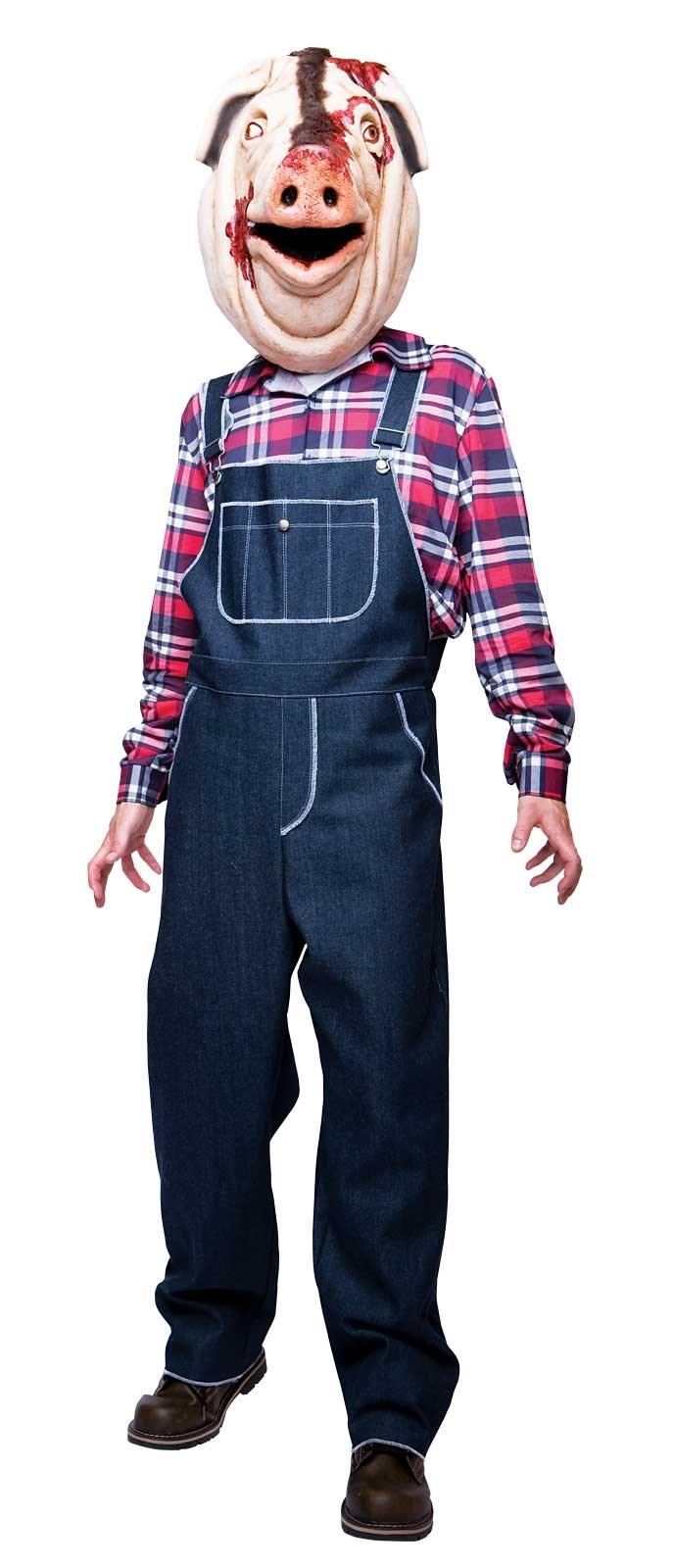 Motel Hell Pig Adult Costume