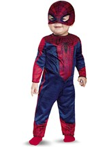 Click Here to buy The Amazing Spider-Man Baby /Toddler Costume from BuyCostumes