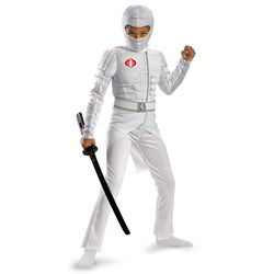 G.I. Joe Retaliation Storm Shadow Light Up Deluxe Muscle Chest Child Costume