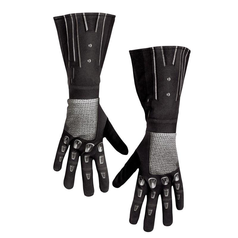 G.I. Joe Retaliation Snake Eyes Deluxe Child Gloves for the 2015 Costume season.