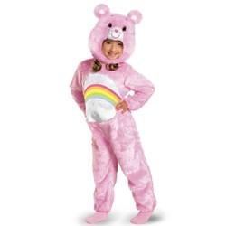 Care Bears Cheer Bear Deluxe Plush Infant / Toddler Costume