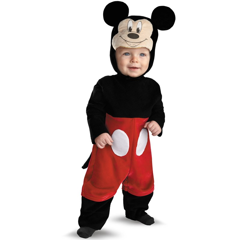 Disney Mickey Mouse Infant Costume for the 2015 Costume season.