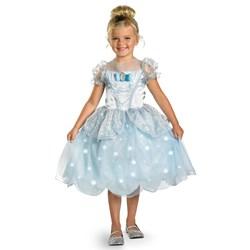 Disney Cinderella Deluxe Light Up Child Costume