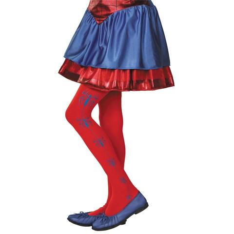 Spider-Girl Child Tights