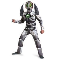 Redakai Metanoid Deluxe Muscle Chest Child Costume