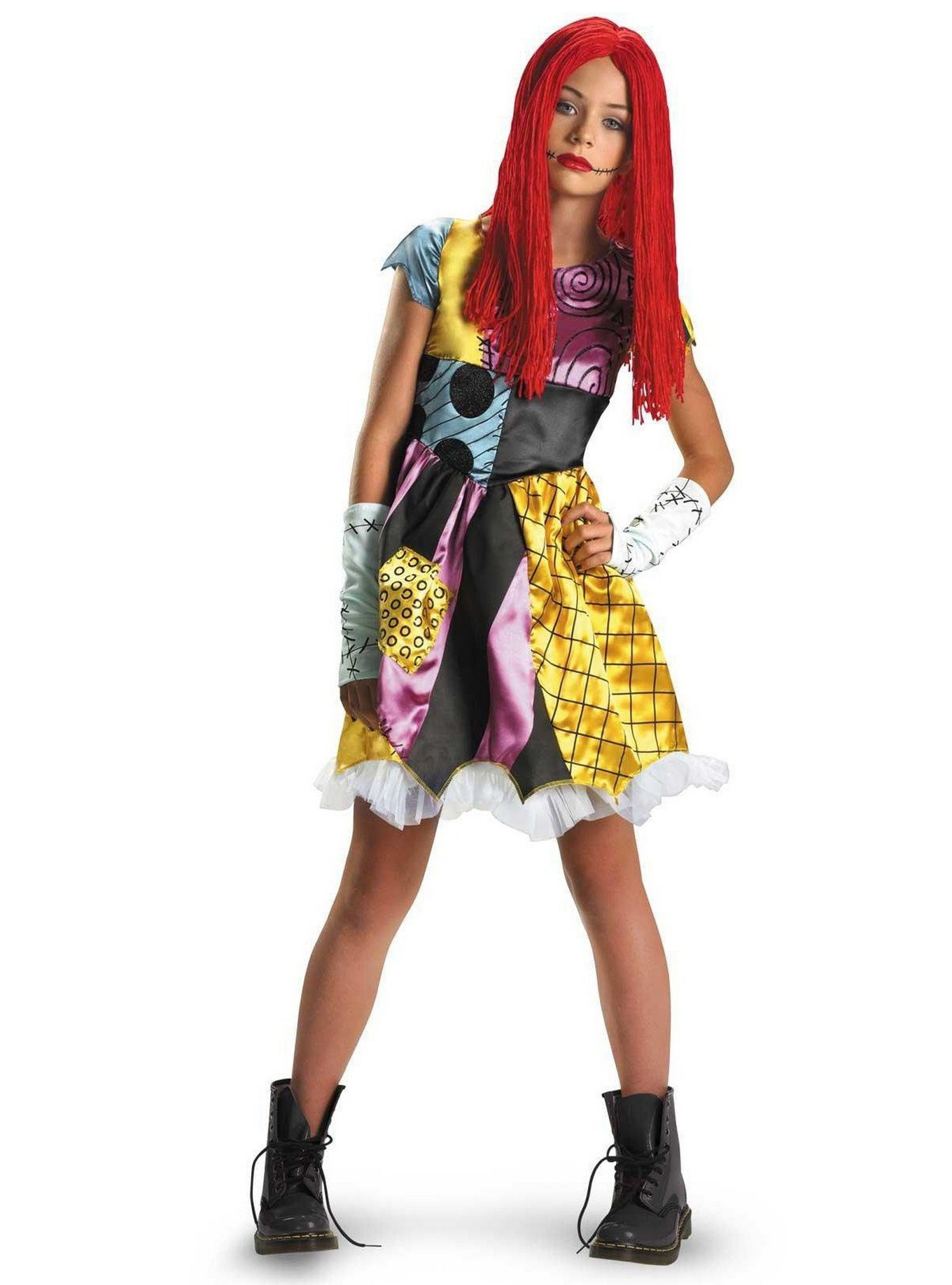 The Nightmare Before Christmas Sally Child / Tween Costume