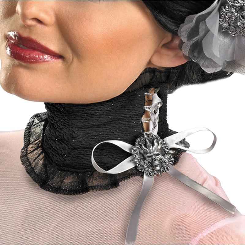 Neckpiece Corset (Adult) for the 2015 Costume season.