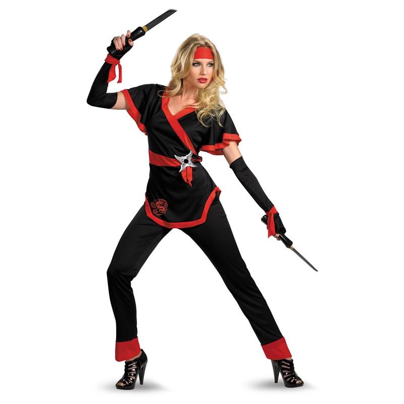 Ninja Dragon Female Adult Costume for the 2015 Costume season.