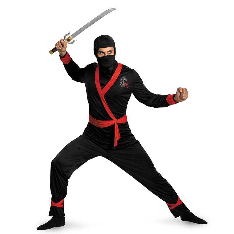 Ninja Master Adult Costume for the 2015 Costume season.