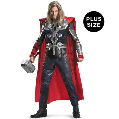 The Avengers Thor Elite Adult Plus Costume