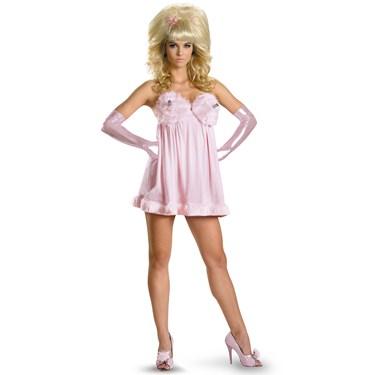 Austin Powers Sexy Fembot Deluxe Adult Costume