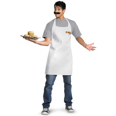 Bob's Burgers - Bob Adult Costume