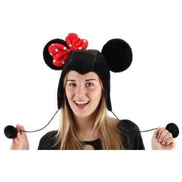 Minnie Mouse Hoodie Adult Hat