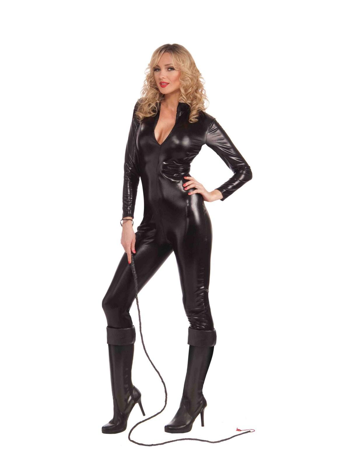 Sleek N Sexy Bodysuit Adult Costume
