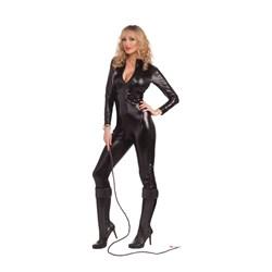 Sleek N' Sexy Bodysuit Adult Costume