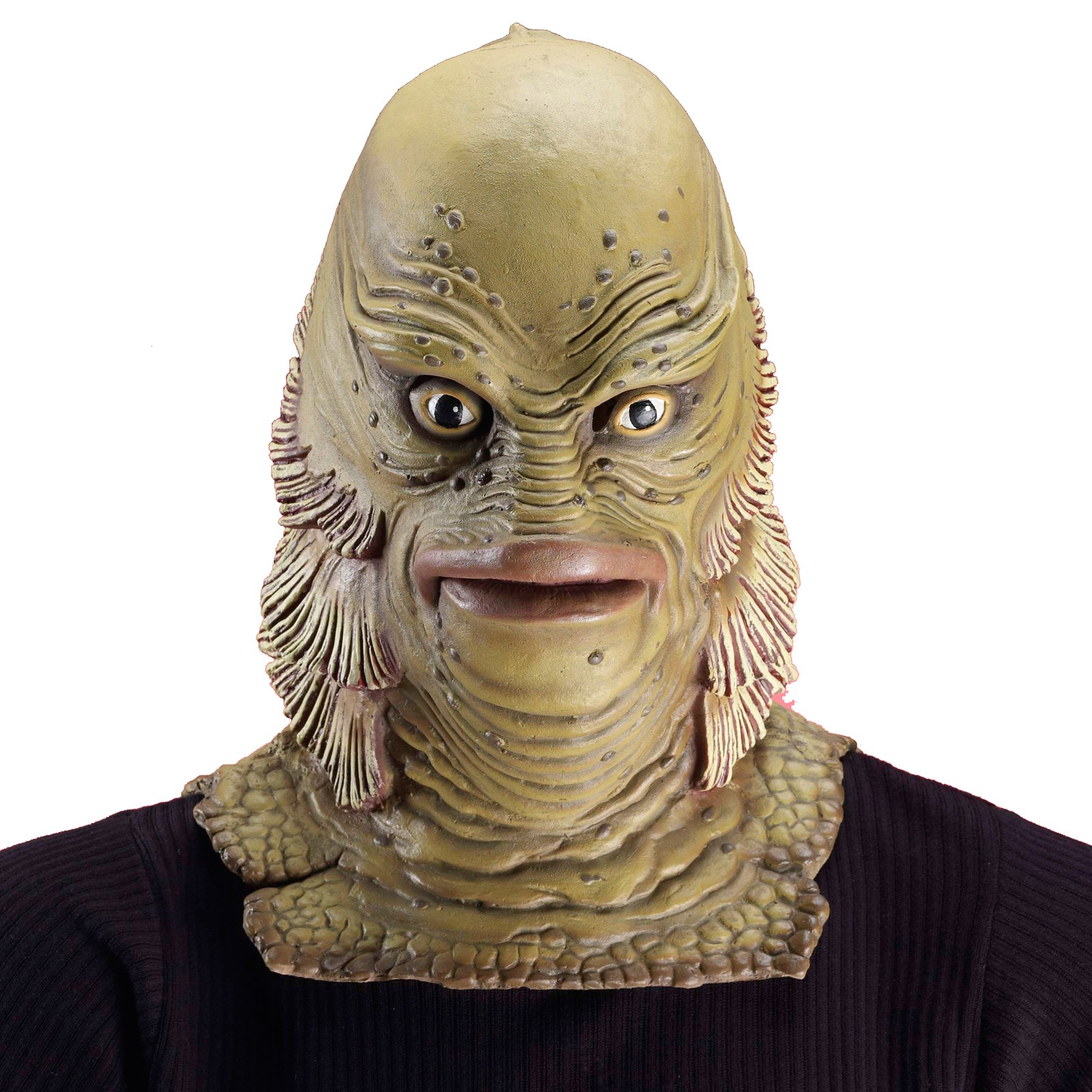 Image of Universal Monster Collector's Edition Creature from the Black Lagoon Adult Mask