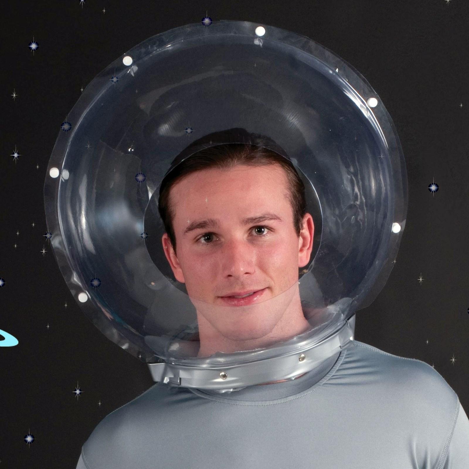 Space Helmet Adult