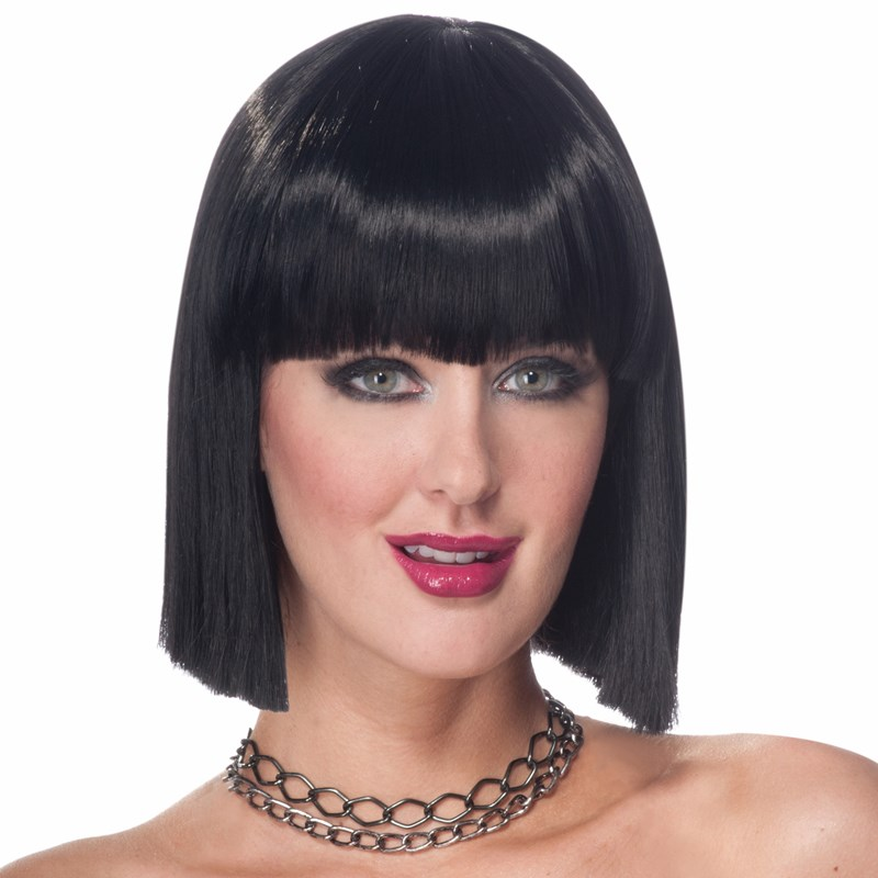 Vibe (Black) Adult Wig for the 2015 Costume season.