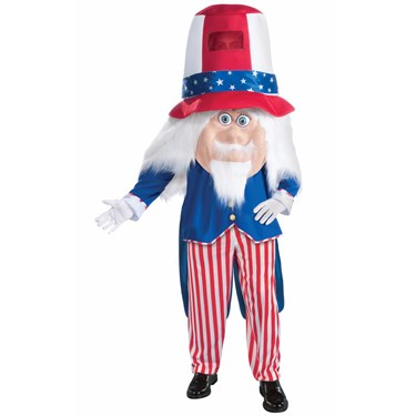 Parade Uncle Sam Adult Costume