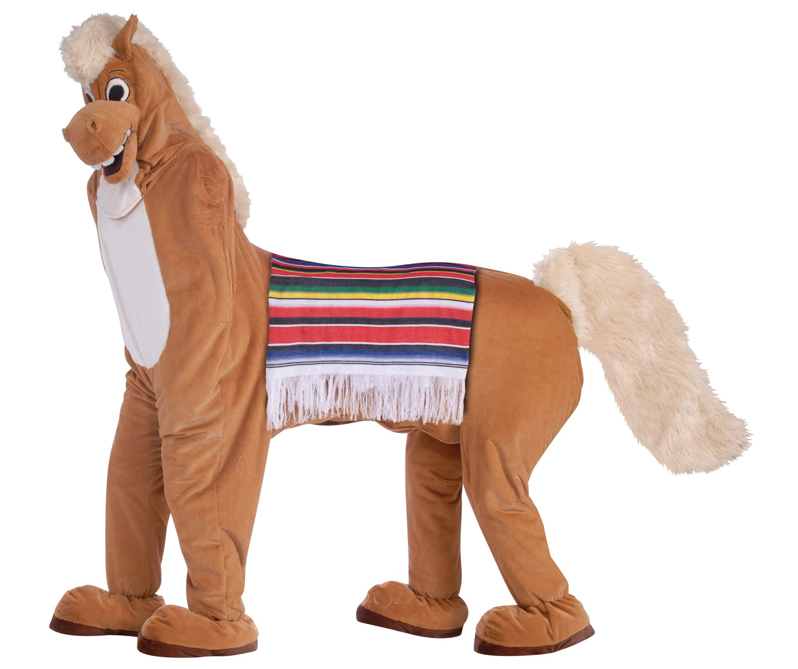 Two Man Horse Adult Costume