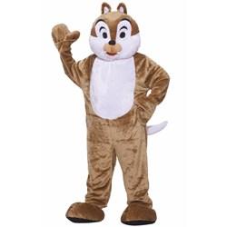 Chipmunk Deluxe Mascot Adult Costume