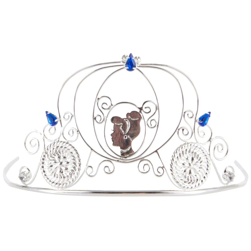 Cinderella Tiara for the 2015 Costume season.