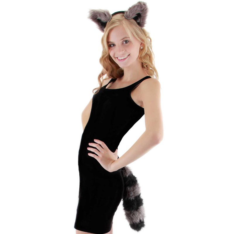 Raccoon Child Accessory Kit for the 2015 Costume season.