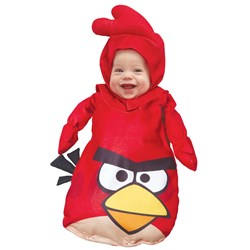 Rovio Angry Birds Red Bird Bunting Infant Costume