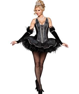 Seductive Swan Adult Costume