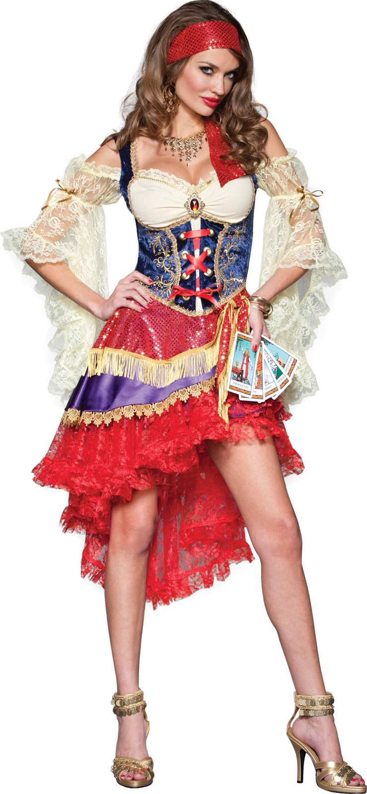 Image of Good Fortune Adult Costume