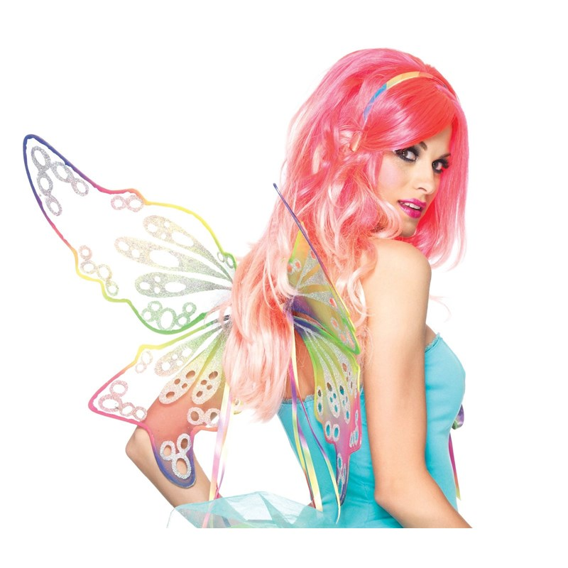 Fantasy Rainbow Fairy Wings (Adult) for the 2015 Costume season.