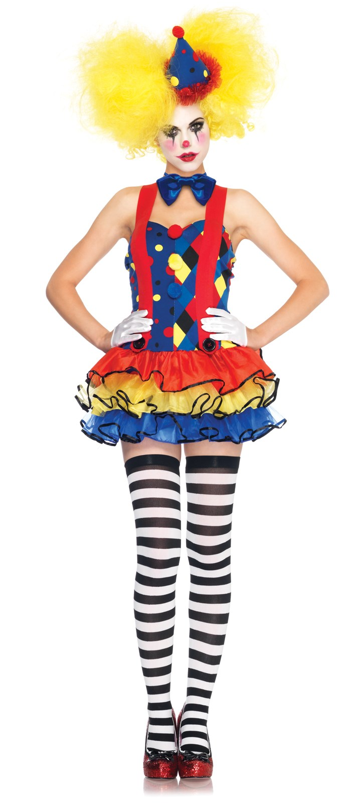 Giggles The Sexy Clown Adult Costume