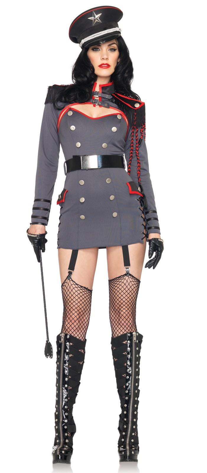 General Punishment Adult Costume