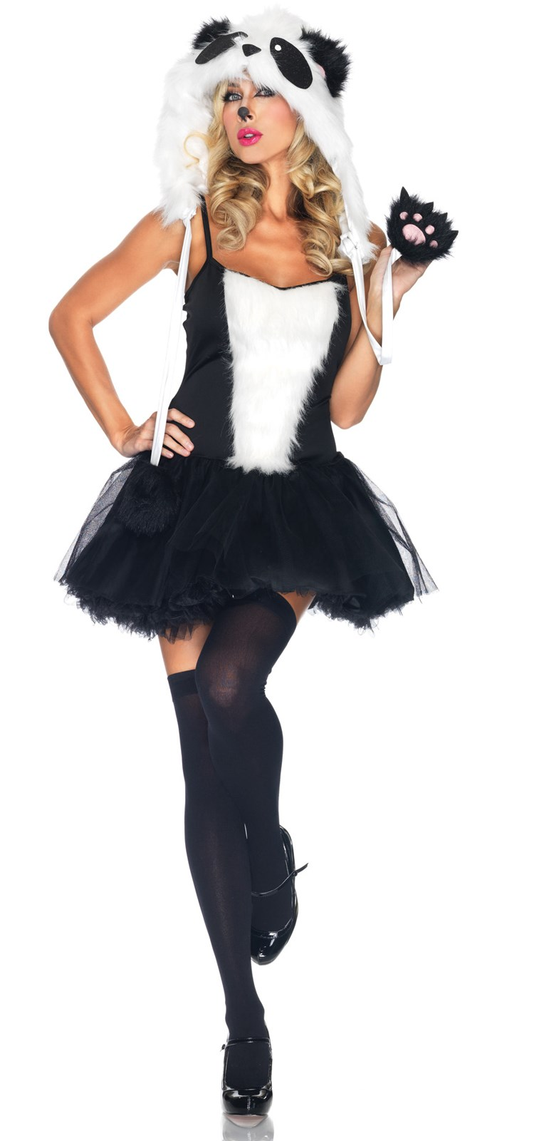 Playful Panda Adult Costume