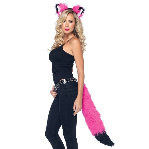Rockin' Fox Pink Adult Accessory Kit