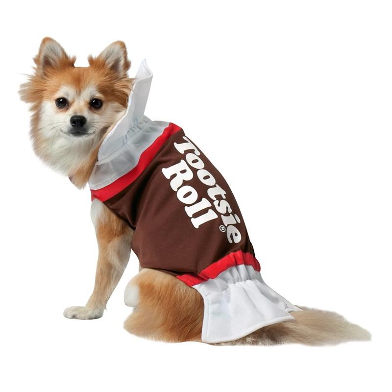 Tootsie Roll Dog Costume for the 2015 Costume season.