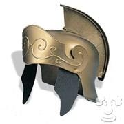 Roman Helmet Gold