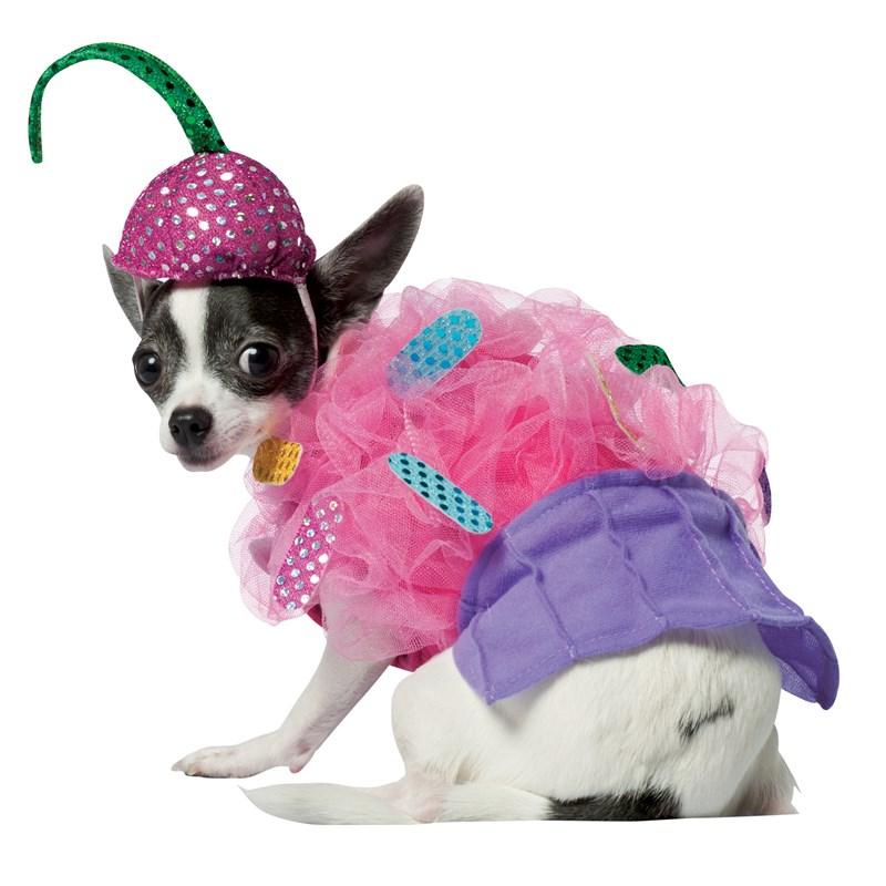 Cupcake Pet Costume for the 2015 Costume season.