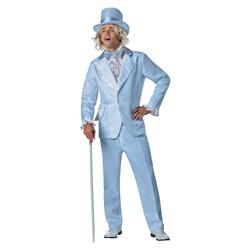 Dumb and Dumber Harry Blue Tuxedo Adult Costume