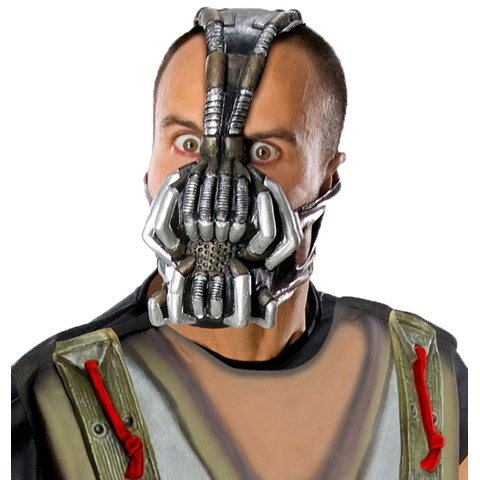 Batman The Dark Knight Rises Bane 3/4 Adult Mask